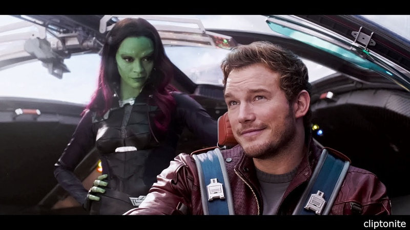 Guardians Of The Galaxy (2014) Movie IMAX CLIP | Ending Scene 'Baby Groot Dancing' | 4K HD