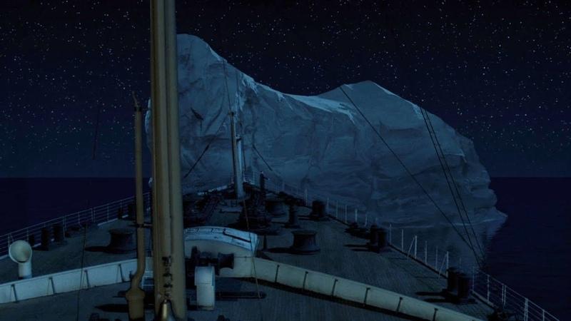 Самая точная хронология столкновения «Титаника» с айсбергом