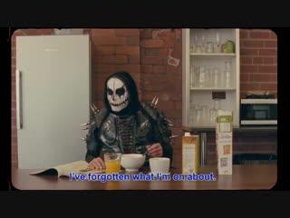 Bring Me The Horizon ft. Dani Filth - wonderful life (Lyric Video)