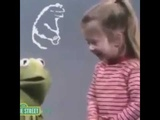 ABCDEF Cookie Monster - Kermit Loses His Sht