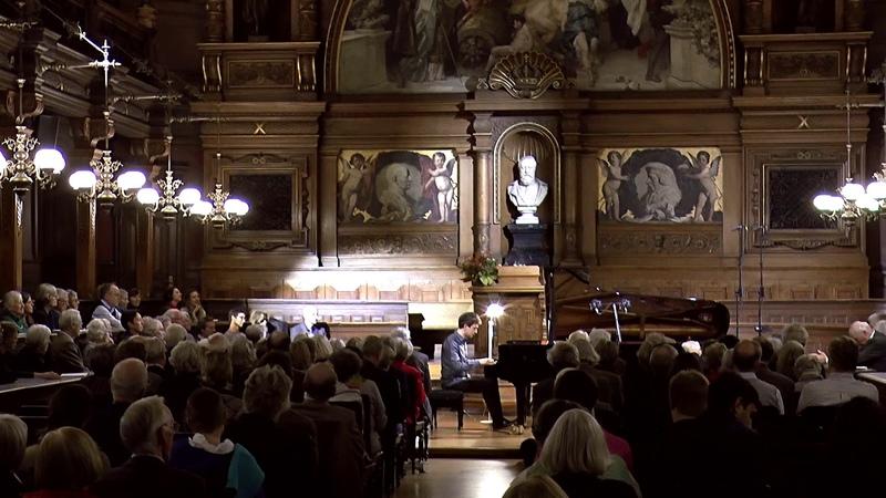 Vadim Chaimovich | Heidelberg Piano Recital 2015 (HD1080)