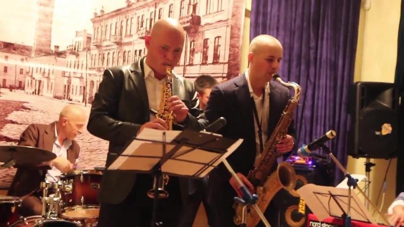 City Jazz Quartet Alex kravchuk