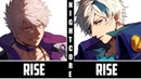 ♪ Nightcore - RISE (Switching Vocals) (League Of Legends)