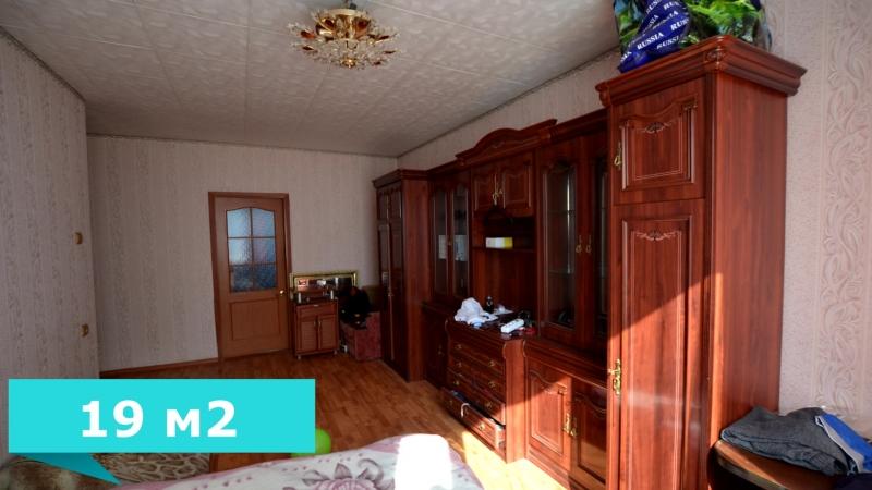 Сдается просторная комната в отличном состоянии, смежная. В 100 метрах от метро Домодедовская. 16000 руб/мес.