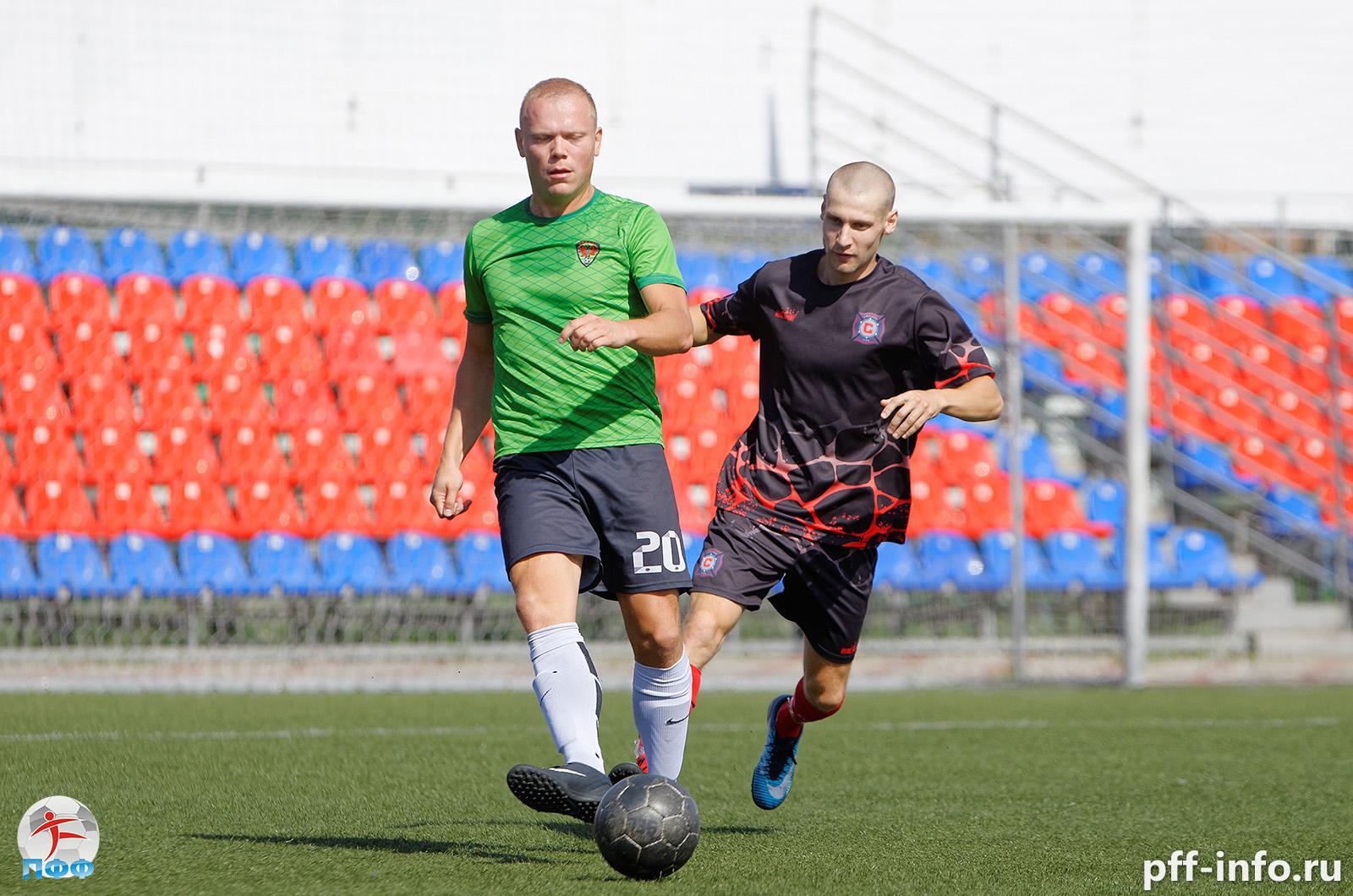 Премьер-лига ТДК. 16 тур. Матч тура