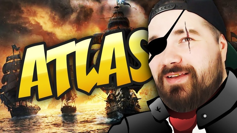 ATLAS НОВАЯ MMORPG ОТ РАЗРАБОТЧИКОВ ARK SURVIVAL EVOLVED