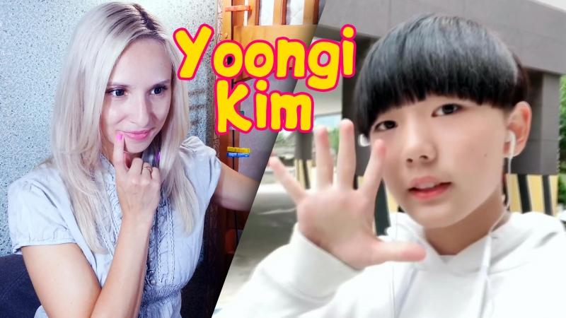 YOONGI KIM И ЕГО ПРАВДА | РЕАКЦИЯ на видео ПРО ШКОЛУ | ARI RANG