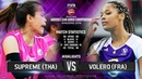 Supreme THA vs Volero Le Cannet FRA Highlights FIVB Women's Club World Championships 2018