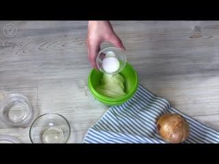 Маринованный лук к шашлычку. 3 рецепта