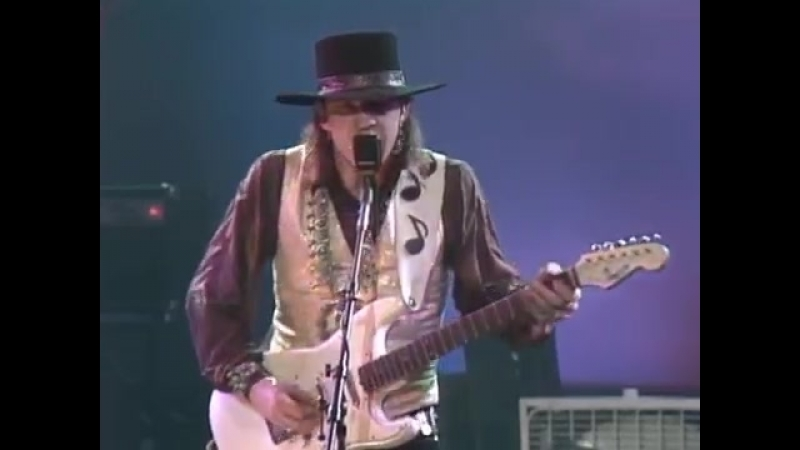 Stevie Ray Vaughan - Change It - 9_21_1985 - Capitol Theatre (Official)