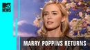 'Mary Poppins Returns' Cast Reveal Their First Disney Memories More!   MTV News