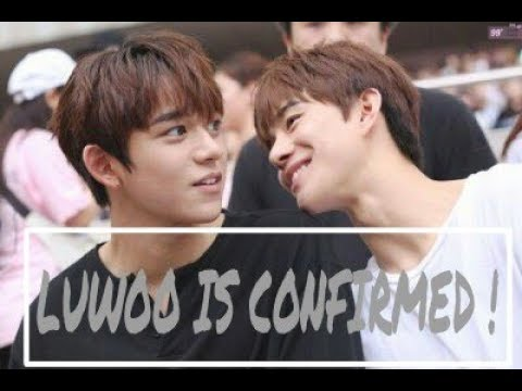 LUWOO IS CONFIRMED ! [ lucas jungwoo momment]