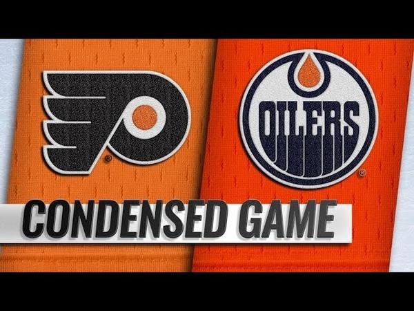Game 30. Philadelphia Flyers vs Edmonton Oilers | Dec.14, 2018