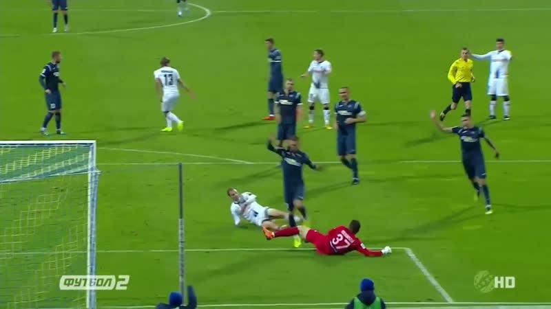 Олімпік 1:0 Чорноморець | Огляд матчу