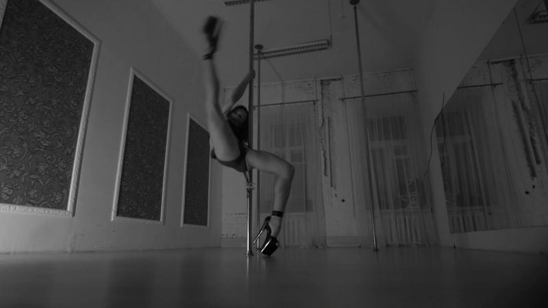 Exotic Pole Dance - Татьяна Панфилова!