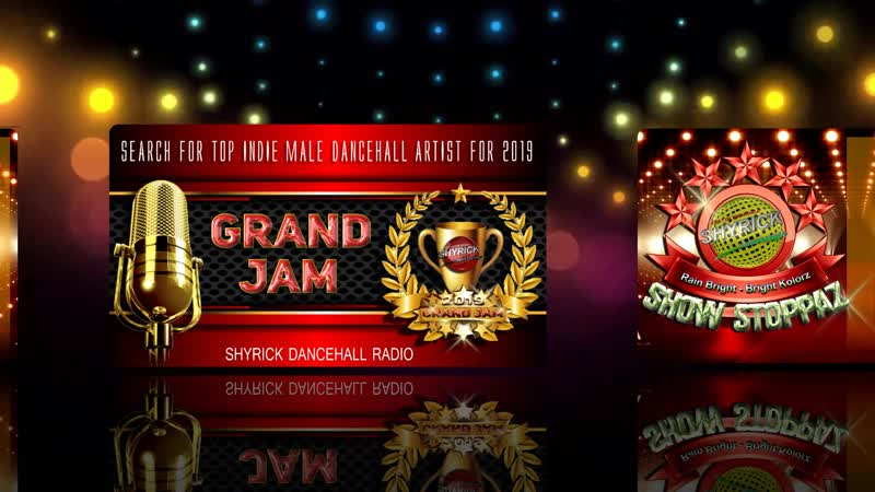 GRAND JAM 2019 COME SUPPORT YOUR FAVORITE ARTISTS AND VOTE