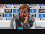 Jurgen Klopps Post-Match Press Conference