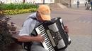 АХ, КАКАЯ ЖЕНЩИНА! на аккордеоне от дедушки ВИТИ Music!