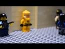 Лего зомби атака трейлер