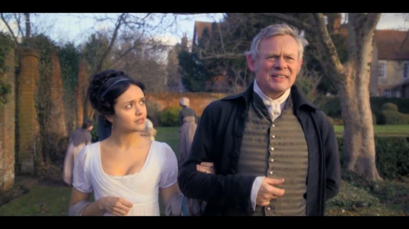 "Vanity Fair Season 1 Episode 2 ""Miss Sharp Begins To Make Friends"" itv 2018 UK ENG"
