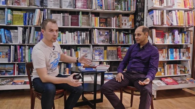 Интервью создателя Буквоед. Бизнес книги – что читать _ Книги для саморазвития _
