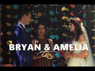 BRYAN & AMELIA WEDDING COMPILATION 💕