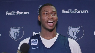 Jaren Jackson Jr. on Life Post-College and Michigan State Basketball
