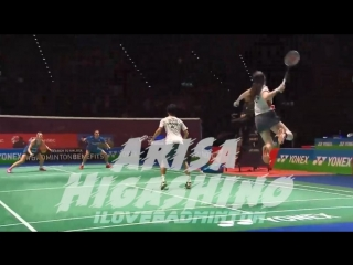 Arisa HIGASHINO 東野 有紗 The Girl With Powerful Jump Smash