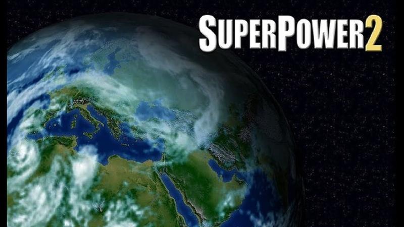 Позапускаем Ядрён Батоны в SuperPower 2 mod realism 2016 (стрим)