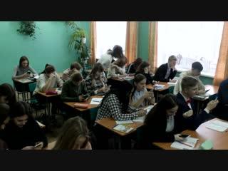 Агафонова Мария, 11 Б класс. Социальный ролик