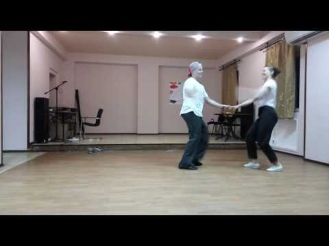 Bugg with Tuomas and Reetta at Let's Dance 2017. Bonus class