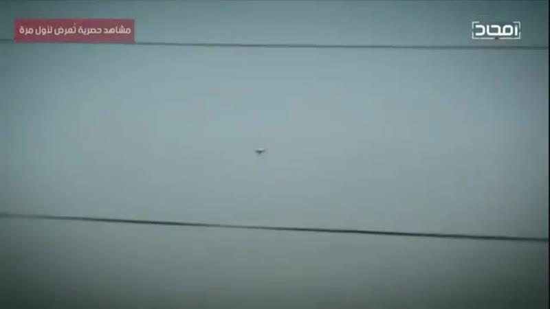 новое видео от боевиков, где они сбивают наш Су-25 из ПЗРК в начале этого года ...3 февраля