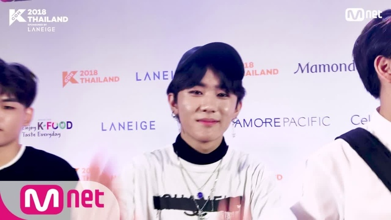 [KCON 2018 THAILAND] HI-TOUCH with TheEastLight