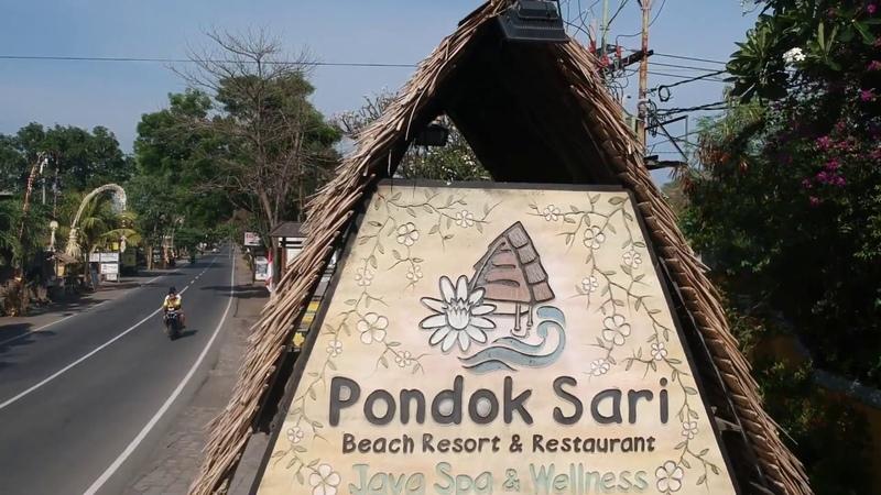Hotel Pondok Sari Beach Pemuteran Bali