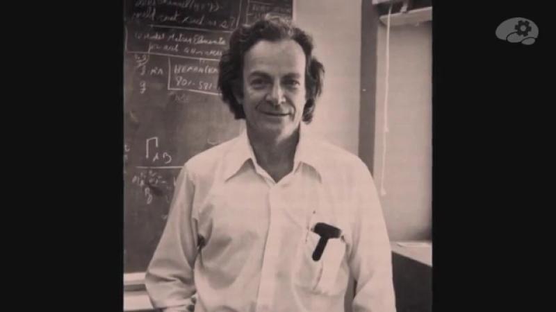 Очаровательный мистер Фейнман (2013) BBC