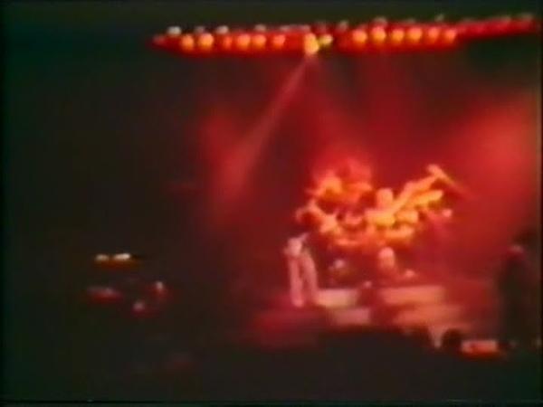 Queen - Berlin, April 28th, 1978, silent video