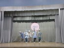 Коллекция Летний сон. Младшая группа театра моды Доротея ДЮЦ № 1 Иваново.