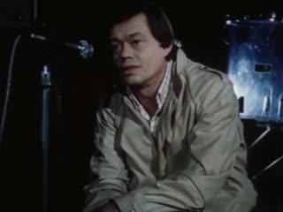 Николай Караченцов. Песня Кленовый лист из к_ф Маленькое одолжение, 1984 г