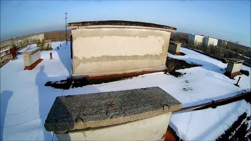 Prypeć blok mieszkalny Ul.Boh. Stalingradu 2