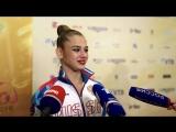 Интервью Александры Солдатовой