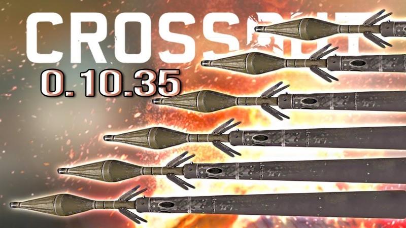 СВЕРХБЫСТРЫЙ КАЧ! • Crossout • ЛАНСЕЛОТЫ • 0.10.35