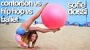 Contortion vs HipHop vs Ballet Sofie Dossi, Matt Steffanina, Kylie Shea