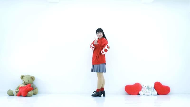 ☆ゆーか☆ エレクトリック・マジック 踊ってみた バレンタイン 1080 x 1920 sm34630617