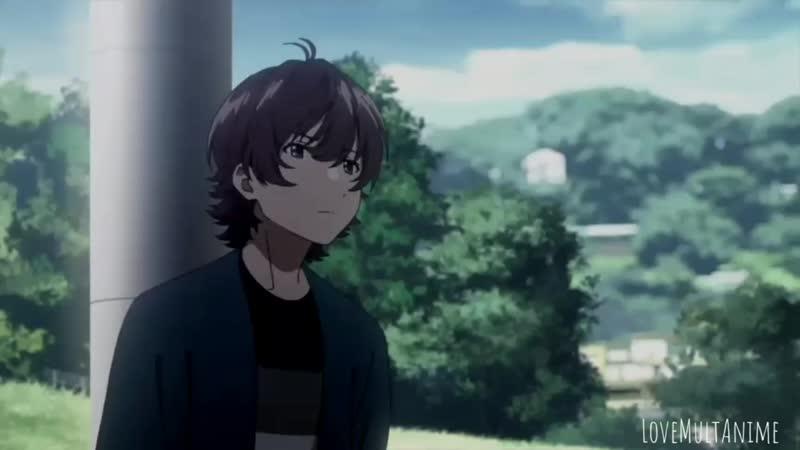 [AMV]Хитоми и Юито-В руки мне падай