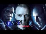 GLASS TRAILER REACTION &amp DESCRIPTION - M. Night Shyamalan, Bruce Willis - CinemaCon 2018