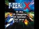F Zero X Multiplayer 4 Players