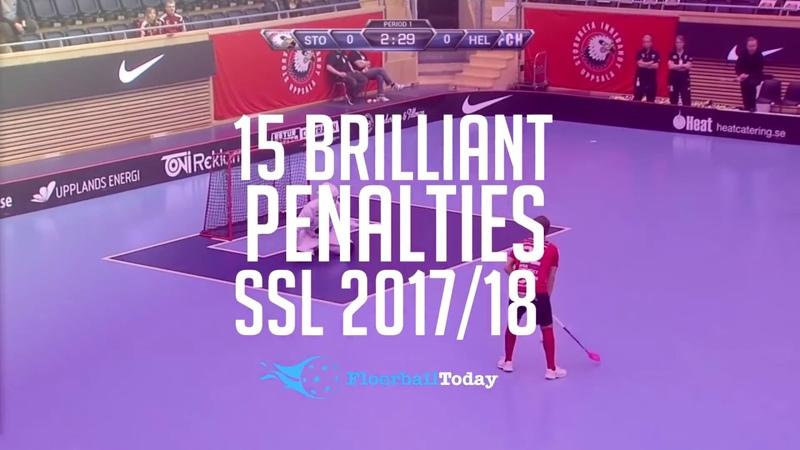 15 Brilliant Penalties from SSL 2017 18