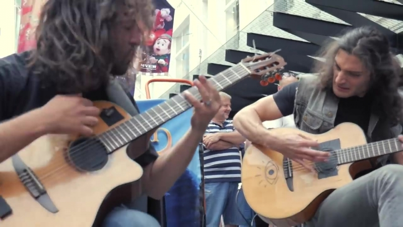Ridiculously Fast Busking in Melbourne ¦ Opal Ocean