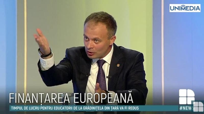 Candu Este prea multă politică între UE și RM după invalidarea alegerilor de la Chișinău