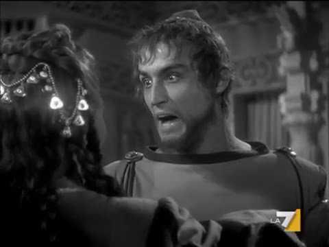 L'ebreo errante, 1947, film sulla shoah con Vittorio Gassman